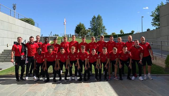 Fleetwood Town U18s | Spain Trip 2019