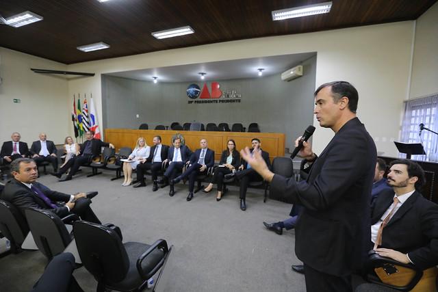 09.08.2019- Colégio de Presidentes da Alta Sorocabana e Alta Paulista