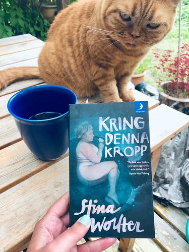 books and cats, august 2019 -