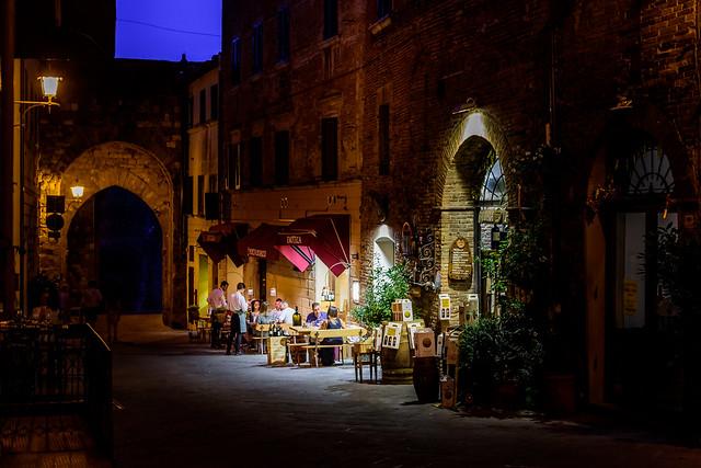 Toscana; Montepulciano