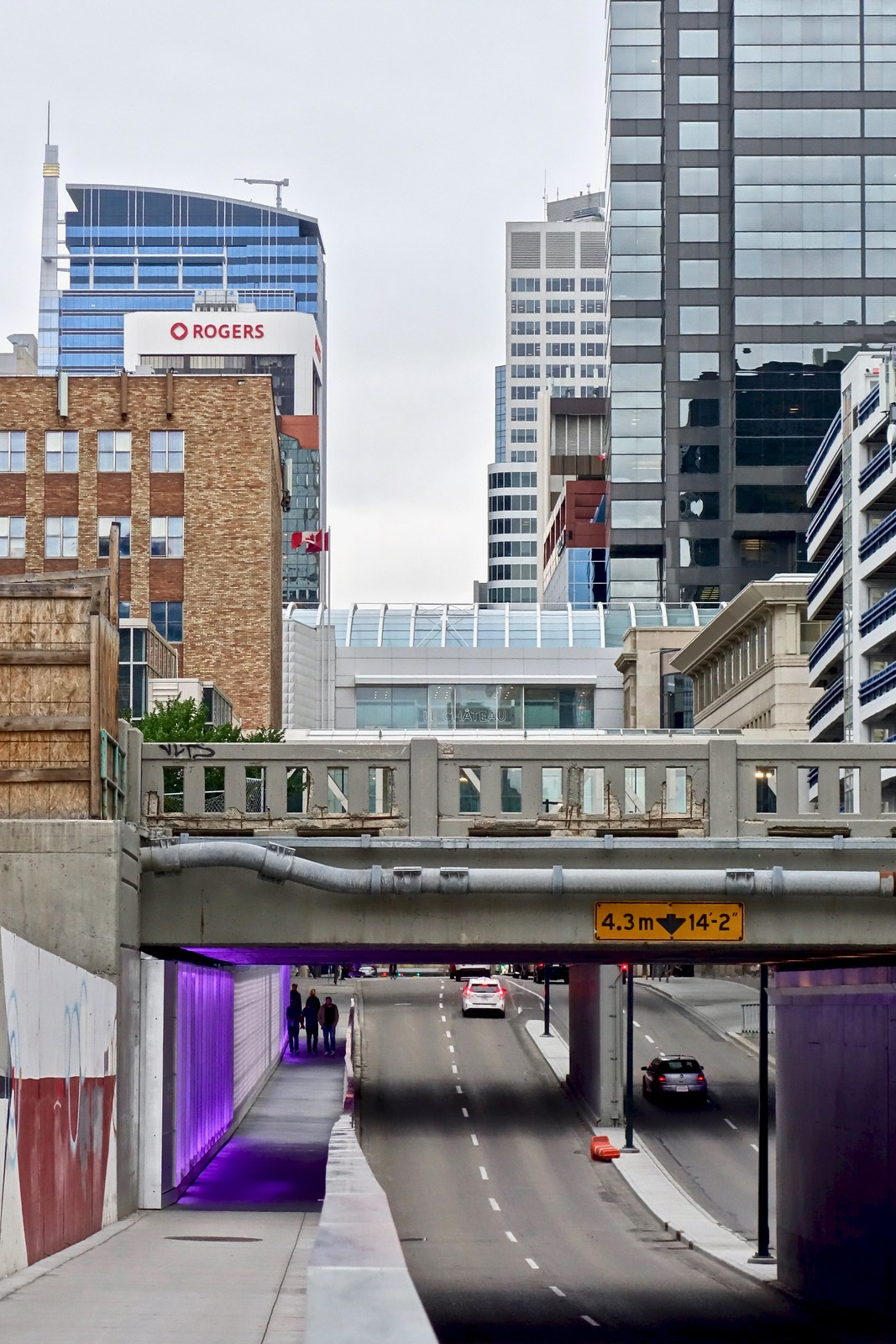 4th Street underpass