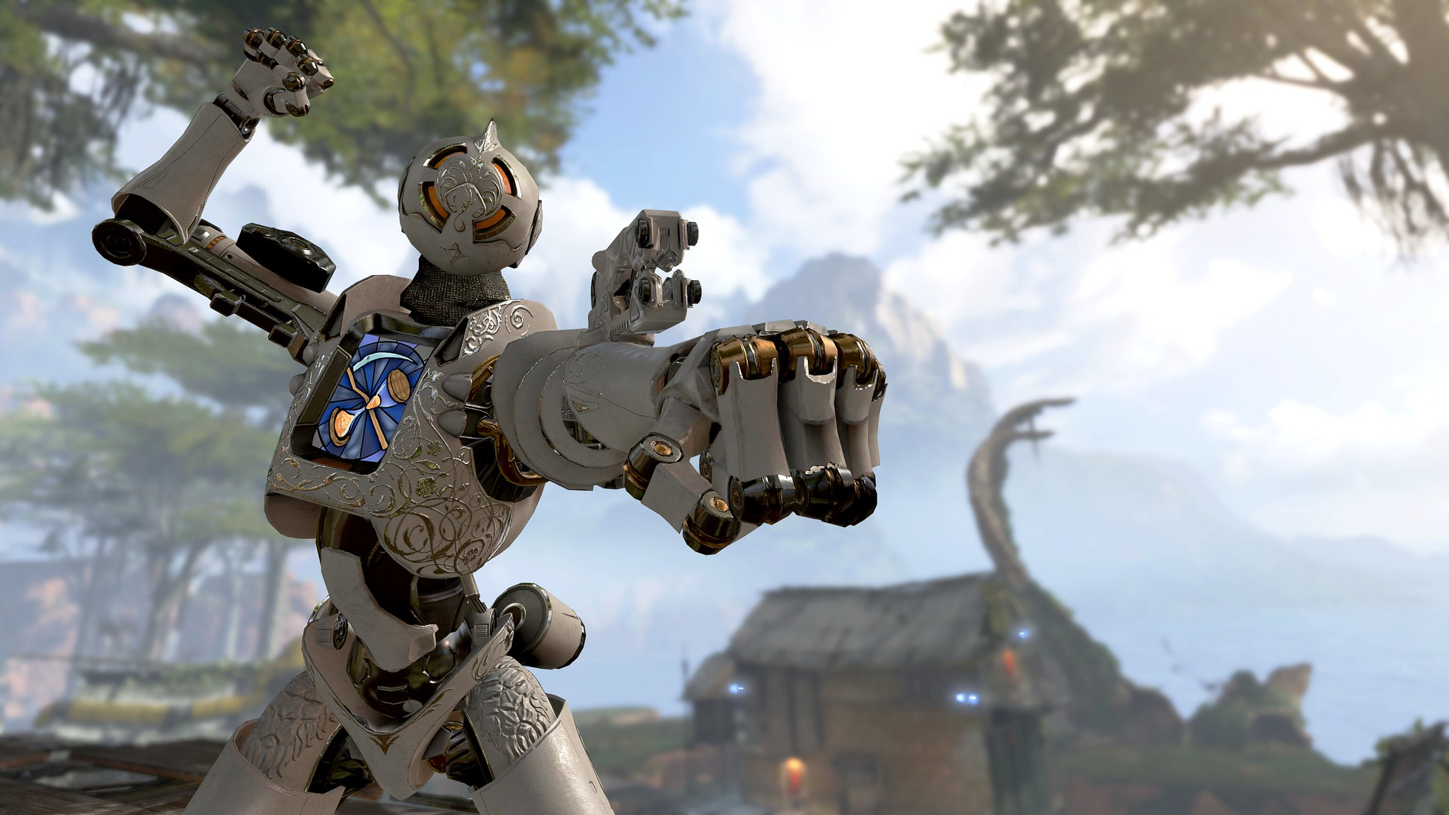 Apex Legends on PS4