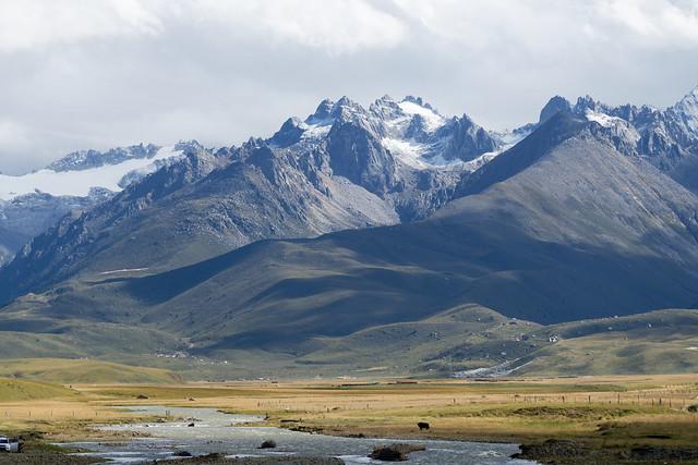 Mount Dorje Ziltrom, Tibet 2018