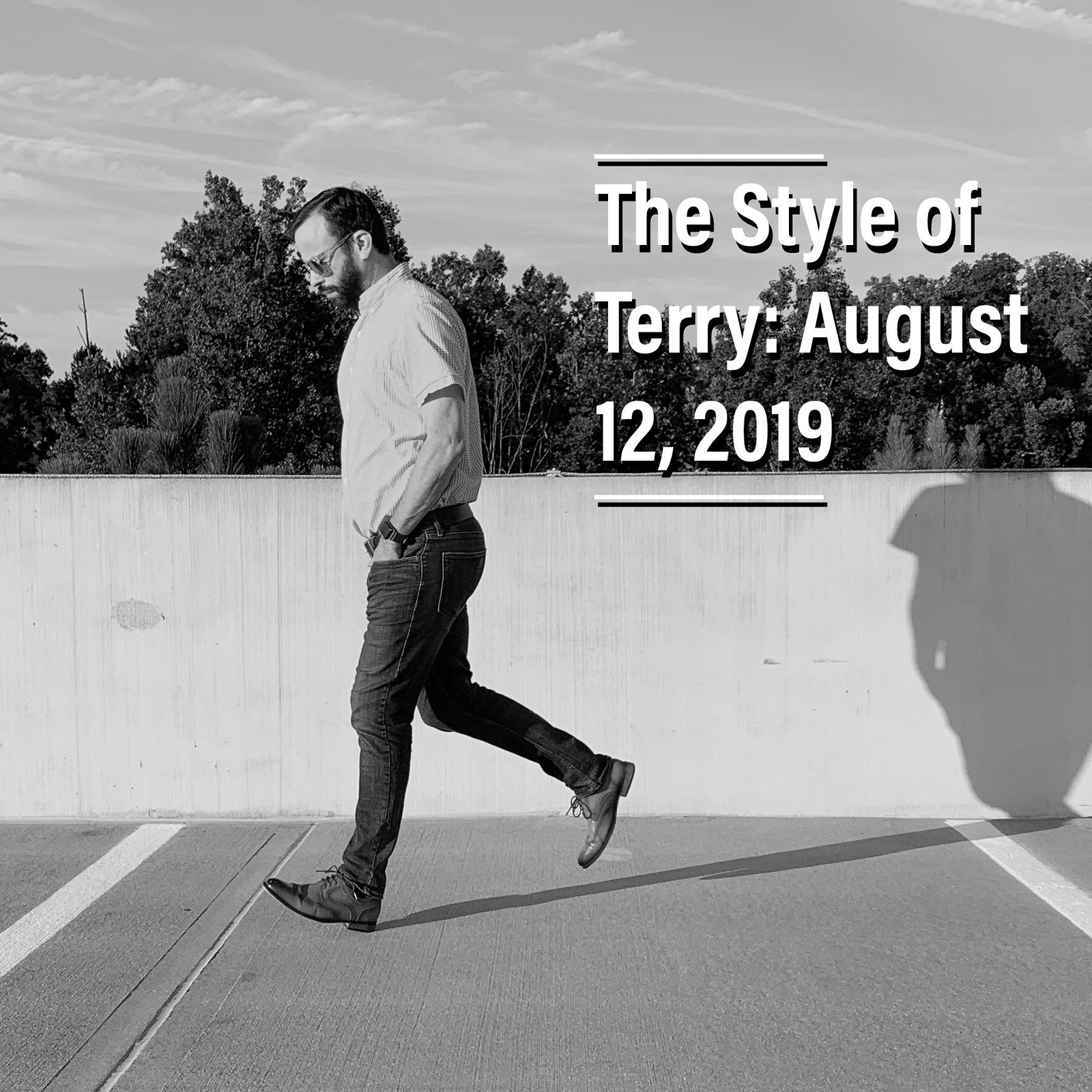 The Style of Terry: 8.12.19