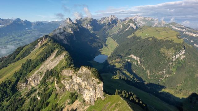 The Alpstein massif