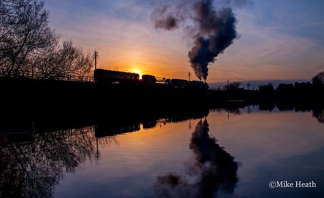 73129 - Midland Railway Centre - 12 November 2011