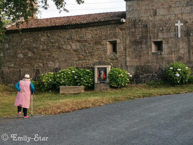 Camino Portugues - Tag 14-082201
