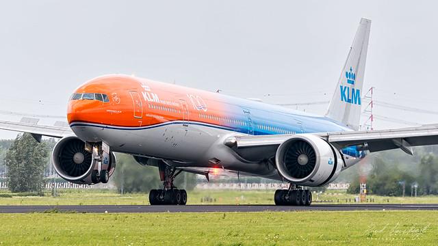 KLM Royal Dutch Airlines | PH-BVA | Boeing 777-300