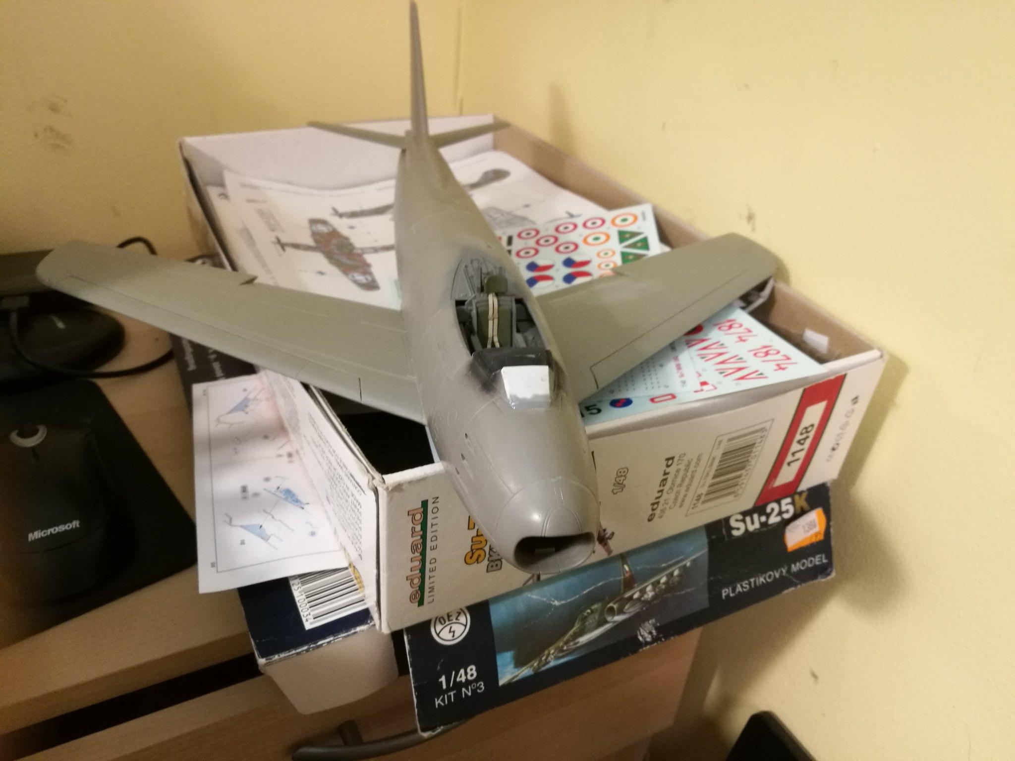 Kinetic 1/32 F-86 F40 Sabre Luftwaffe - Sida 2 48522594006_3af966634b_k