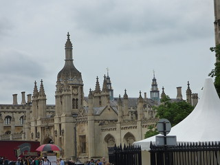 King's College - King's Parade, Cambridge - King's College Porters' Lodge