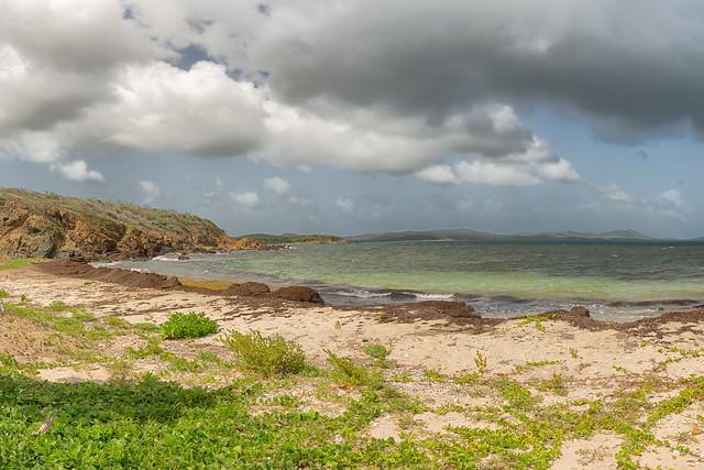 Playa Escondida, Vieques, Puerto Rico