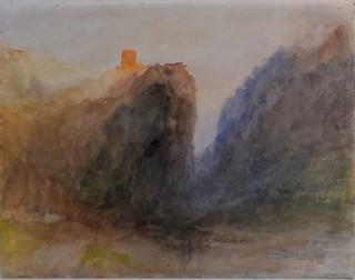 CH LU Kunstmuseum Luzern: TURNER Das Meer und die Alpen