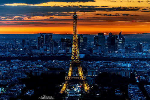 eiffeltower eiffel paris france montparnase sony night nightshot torreeiffel