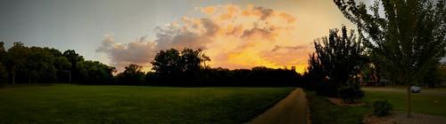 park sunset louisville joecreasonpark kentucky pano pixel2