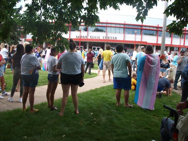 Fargo-Moorhead Pride Rally