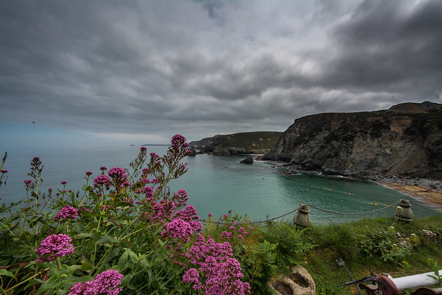 Cornish Coast continued....