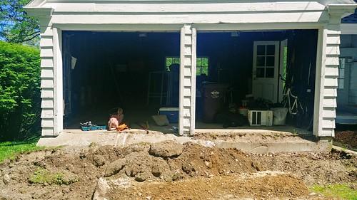 Garage Entrance - Demo