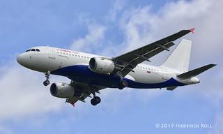 Air Malta A319 ~ 9H-AEJ