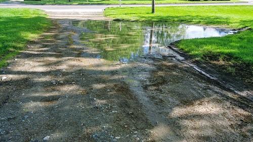 Driveway - Lake HB