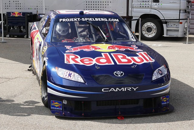 Toyota Camry Nascar Red Bull Race Day Grenchen Switzerland