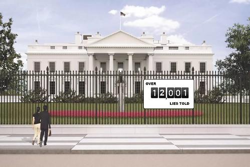 Trump: 12,019 Lies in 928 days