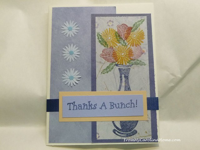 Thank You Cards at FromMyCarolinaHome.com