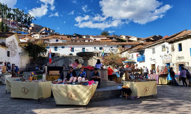 San Blas Plaza Cusco