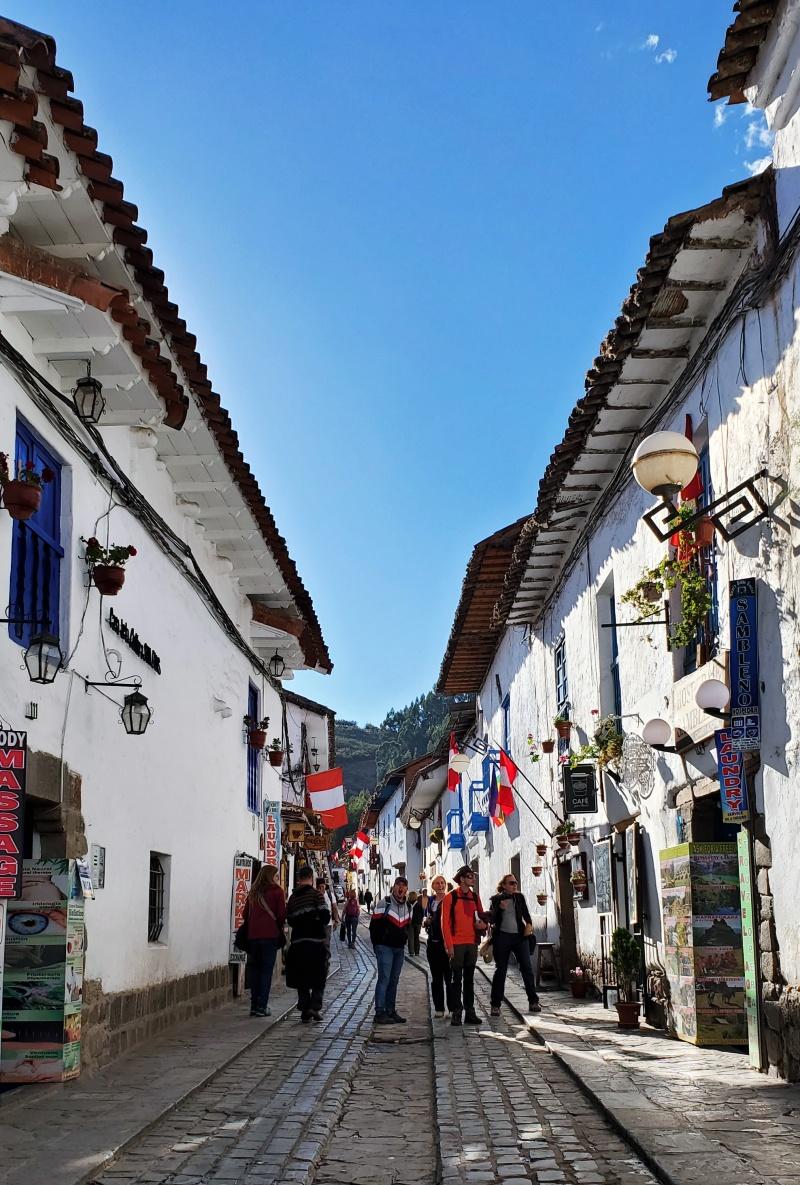 Cusco streets