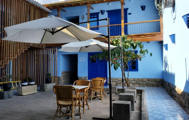 Quinta San Blas Hotel