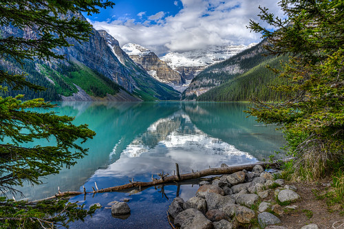 Our Heavenly Place - Lake Louise, Banff National Park
