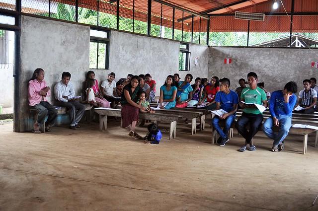 Taller de socialización de los 07 Planes de Rehabilitación de los Sitios Impactados de la Cuenca del río Pastaza