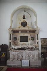 Sir Ralph and Lady Elizabeth Wyseman (1598)