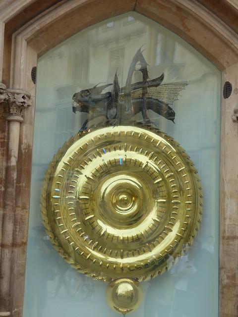 King's Parade, Cambridge - The Corpus Clock