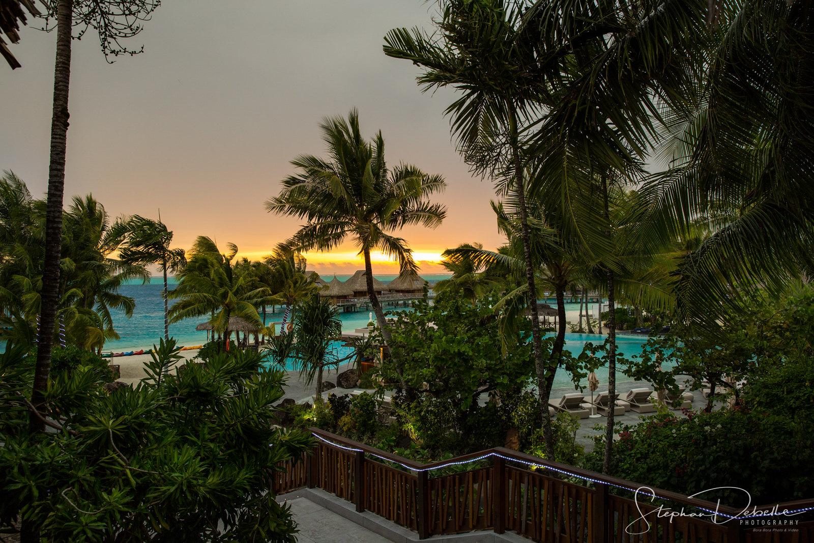 The Conrad Bora Bora Nui - Bora Bora