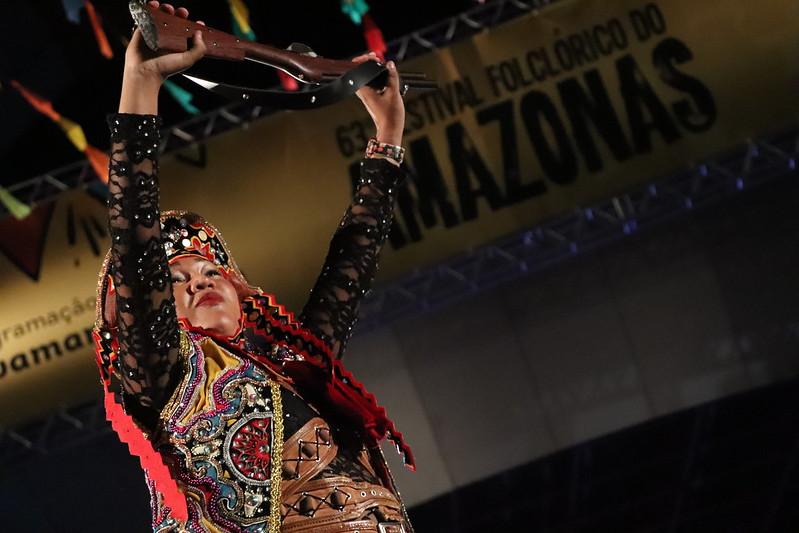 63° Festival Folclórico do Amazonas 11/08/2019