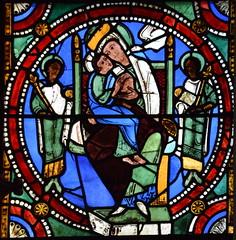 virgo lactans (12th Century)
