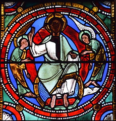 Christ in Majesty (12th Century)
