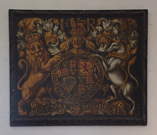James II royal arms