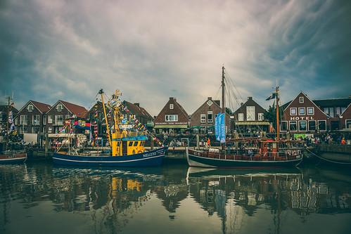 Hafen Neuharlingersiel | Port Neuharlingersiel