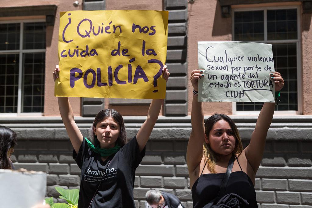 Los Manifestantes
