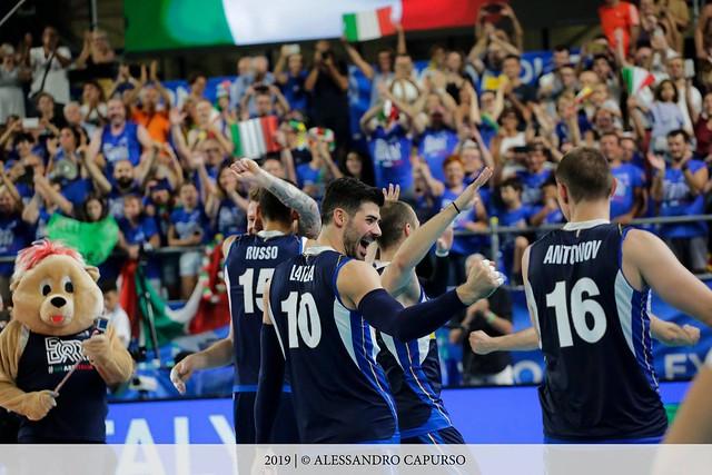 Gioia del Colle: Nazionale Italiana di Volley negli scatti di A. Capurso