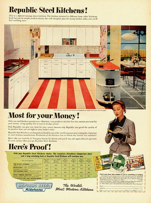 Republic Steel 1952