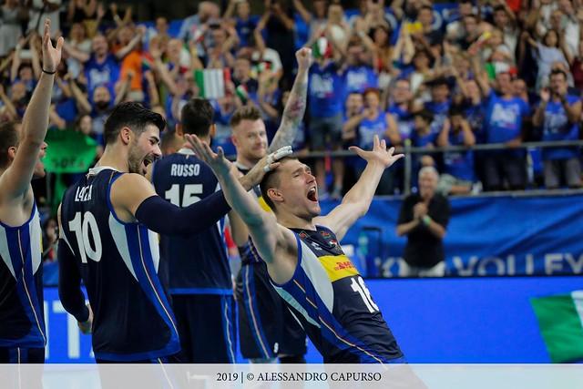 nazionale italiana di volley maschile