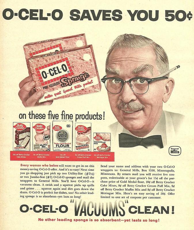 O-Cell-O 1958