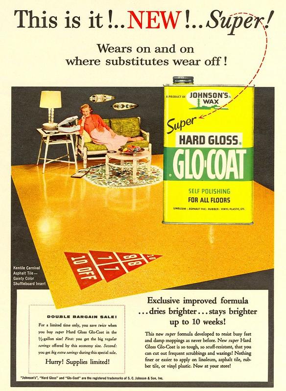 Glo-Coat 1955