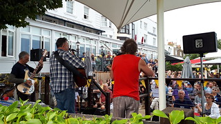 Broadstairs annual folk festival