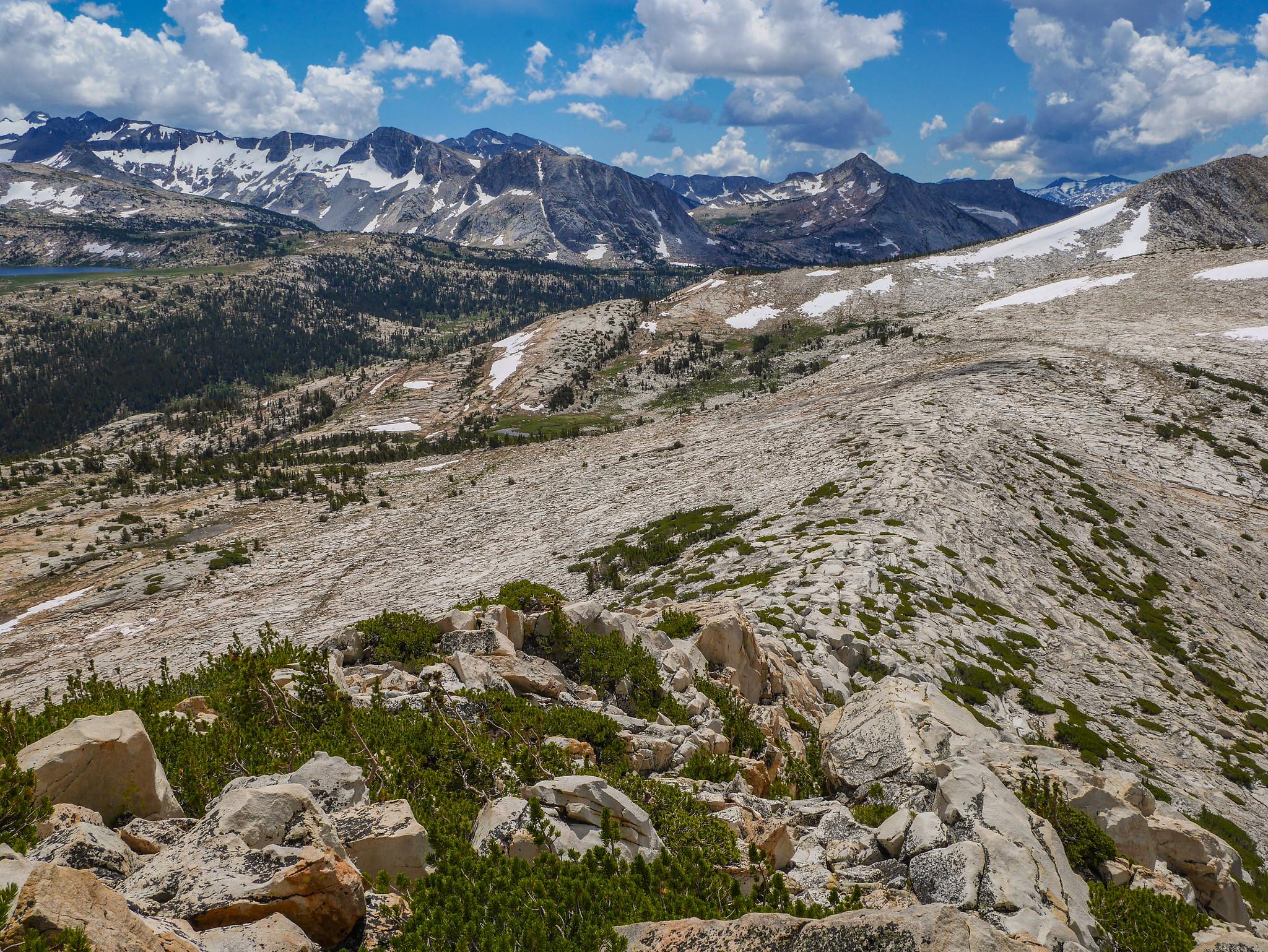 View from Johnson Peak