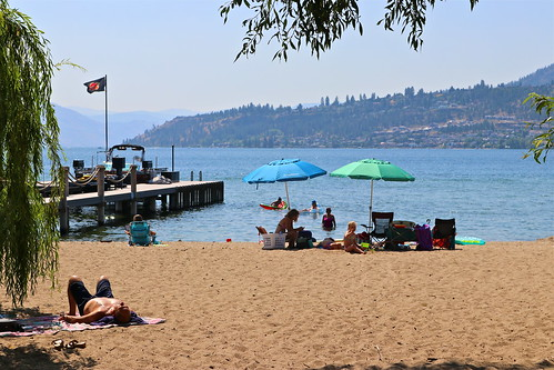 Okanagan Summer Beach | by Setting Sun to Rising Sun