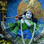 ISKCON Juhu Mangal Deity Darshan on 13th Aug 2019
