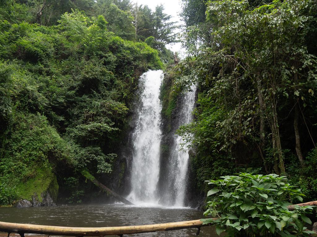 Marangu Falls Kinukamori